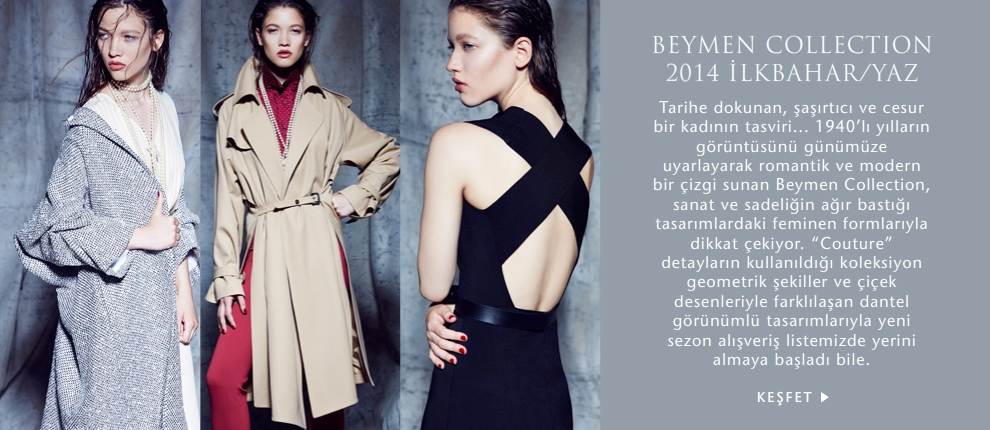 Beymen Collection 2014 İlkbahar/Yaz