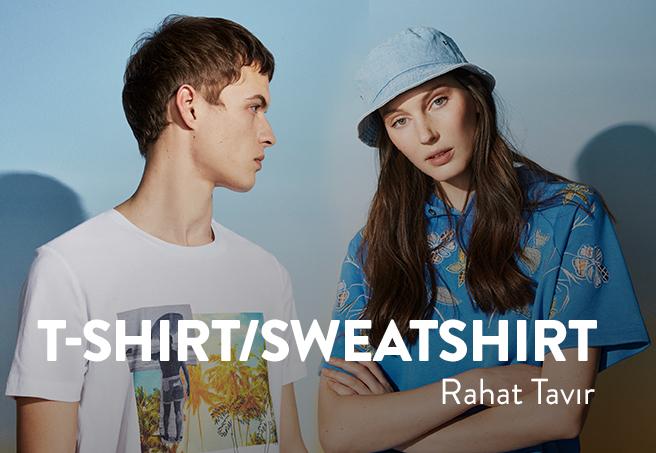 Tshirt Sweathirt