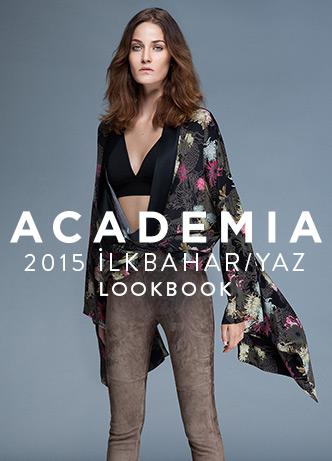 Academia 2015 İlkbahar/Yaz Lookbook