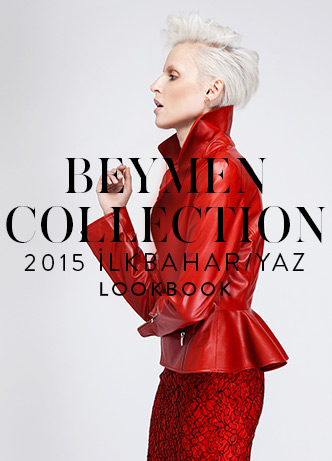 Beymen Collection 2015 İlkbahar/Yaz Lookbook