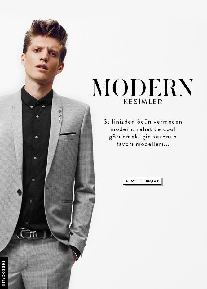 Modern Kesimler
