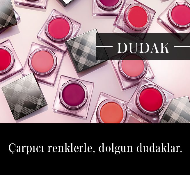 BURBERRY BEAUTY DUDAK