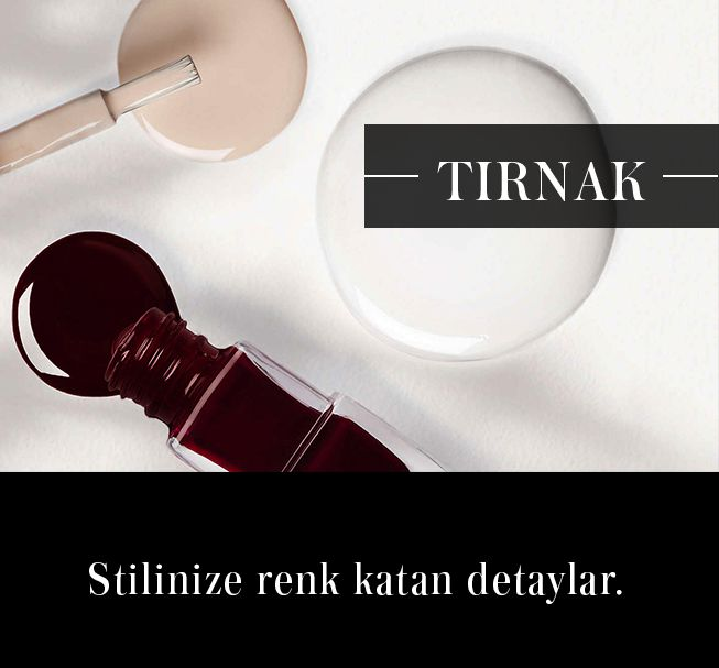 BURBERRY BEAUTY TIRNAK