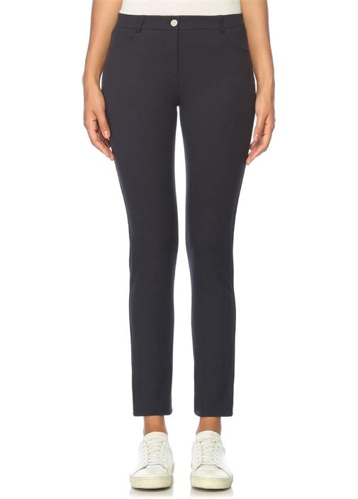 Lacivert 5 Cepli Skinny Pantolon