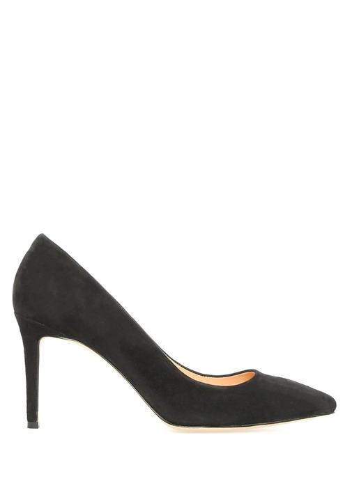 Siyah Topuklu Ayakkabı