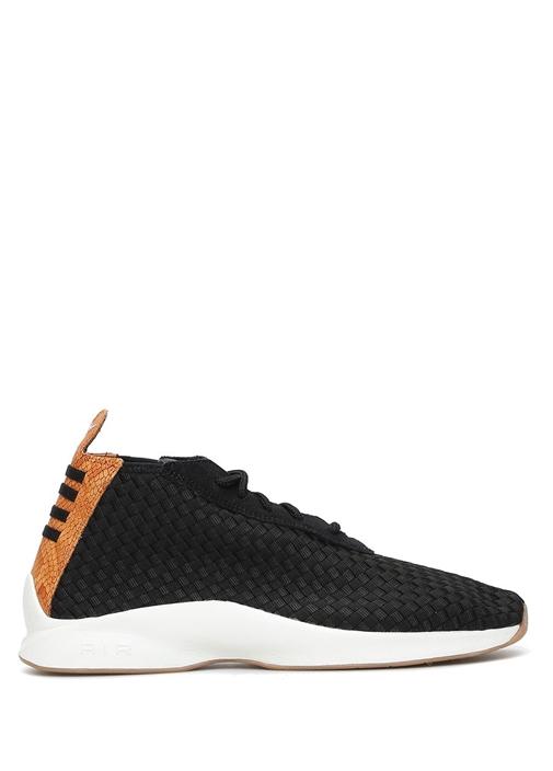 Air Woven Siyah Kahverengi Erkek Sneaker