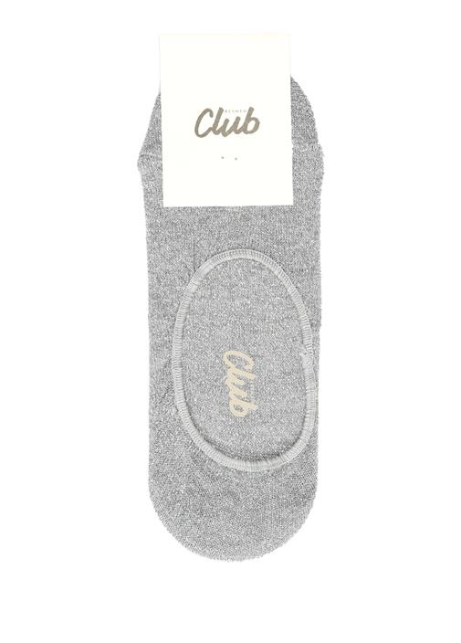 Silver Sim Dokulu Kadın Çorap