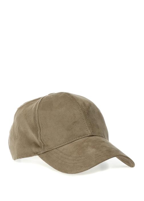 Vizon Dokulu Erkek Şapka