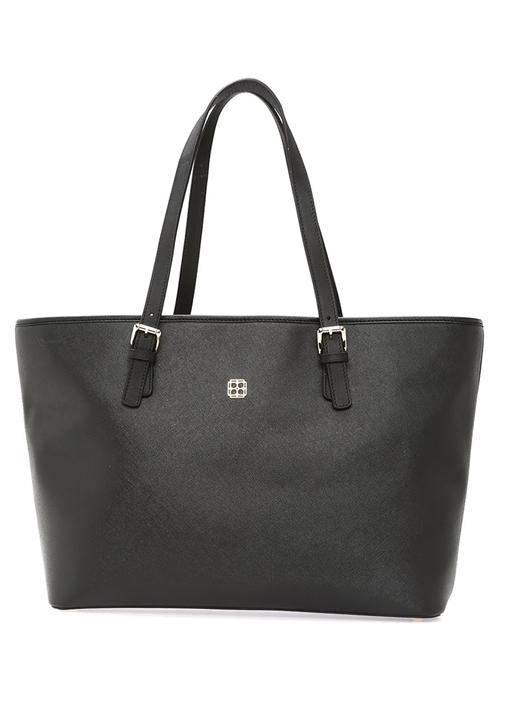 Siyah Büyük Kadın Çanta